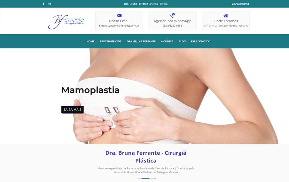 Dra Bruna Ferrante